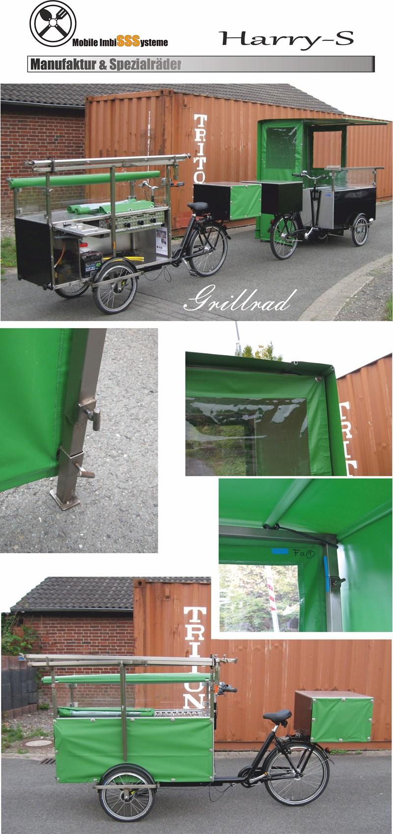 Grill Fahrrad
