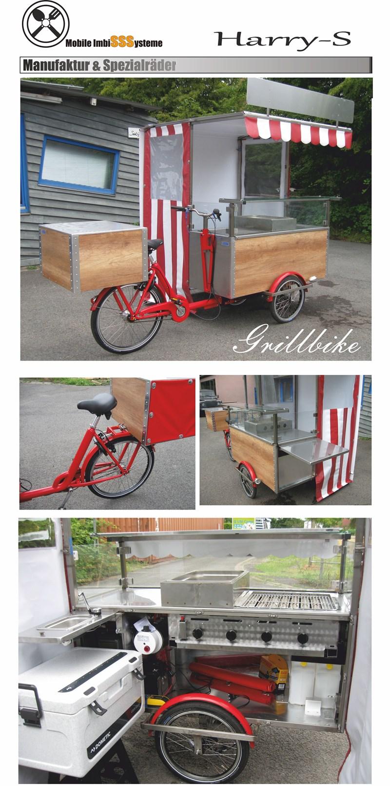 Grillbike